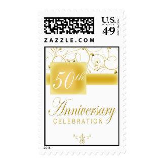 50.o Franqueo del aniversario de boda
