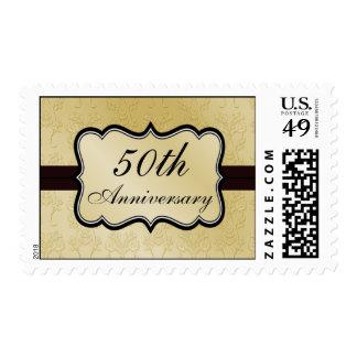 50.o Franqueo del aniversario Estampilla