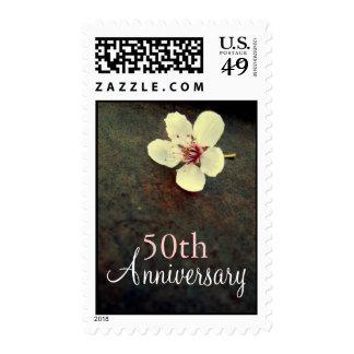 50.o Franqueo del moho de la flor de cerezo del an