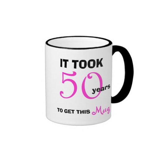 50.o Ideas del regalo de cumpleaños para la taza d