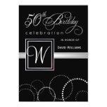 50.o Invitaciones de la fiesta de cumpleaños - Anuncios Personalizados