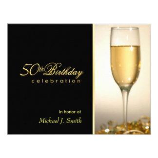 50 o Invitaciones de la fiesta de cumpleaños - mon Comunicado