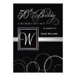 50.o Invitaciones de la fiesta de cumpleaños - mon