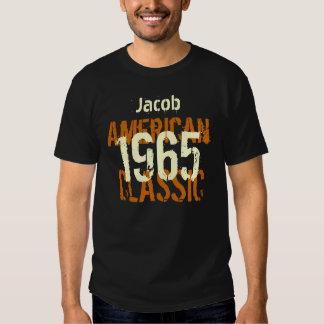 50.o Obra clásica americana del cumpleaños 1965 Camisas