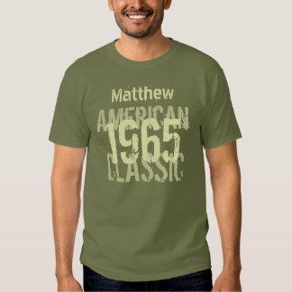 50.o Obra clásica americana del cumpleaños 1965 Remera