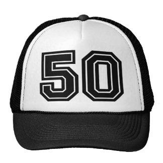 50.o Obra clásica del cumpleaños Gorro De Camionero