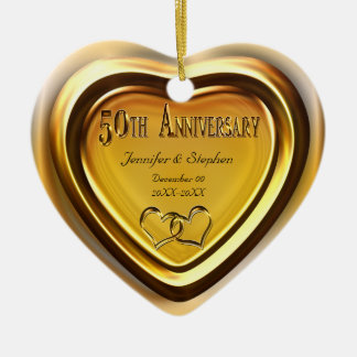 50.o Ornamento de la foto del aniversario de boda Ornato