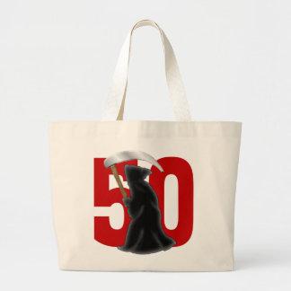 50.o Parca divertido del cumpleaños Bolsas