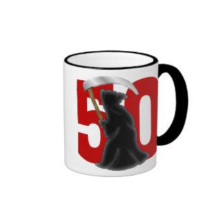 50.o Parca divertido del cumpleaños Tazas