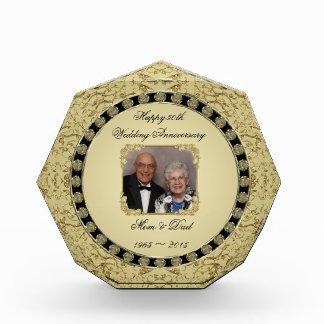 50.o Premio del aniversario de la foto del boda