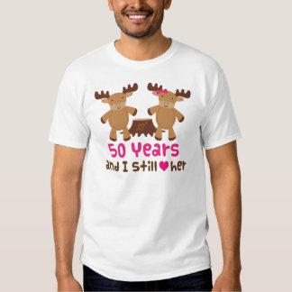 50.o Regalo del aniversario para él Camisas
