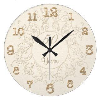 50.o Relojes del aniversario o CUALQUIER año del
