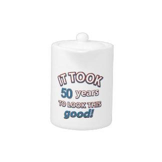 50.os diseños del cumpleaños del año