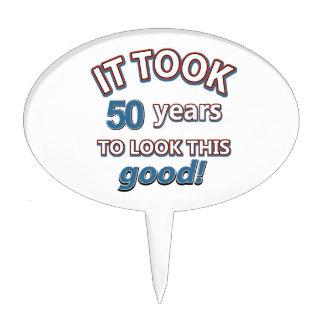 50.os diseños del cumpleaños del año figuras de tarta