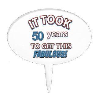 50.os diseños del cumpleaños del año figuras para tartas