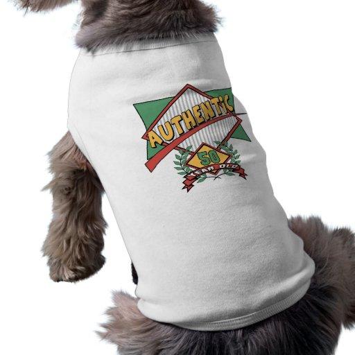 50.os regalos de cumpleaños auténticos camisas de perritos
