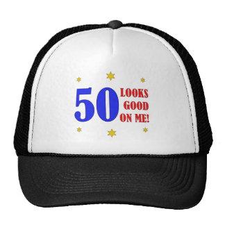 50 os regalos de cumpleaños de la diversión gorras