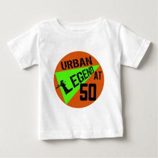 50.os regalos de cumpleaños del urban legend remera