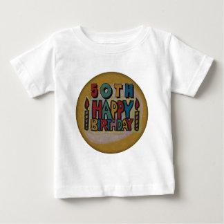 50.os regalos de cumpleaños felices remeras