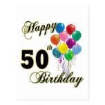 50.os regalos de cumpleaños y ropa felices del cum