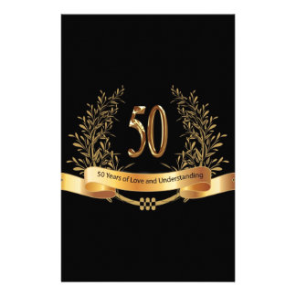 50.os regalos felices del aniversario de boda papelería de diseño