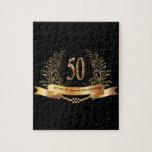 50.os regalos felices del aniversario de boda puzzle con fotos