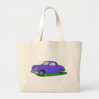 50 Plymouth Business coupe Tote Bag