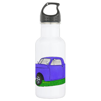 50 Plymouth Business coupe Stainless Steel Water Bottle