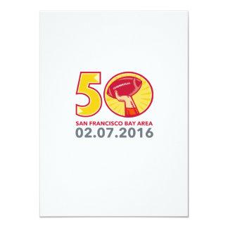 50 Pro Football Championship Sunday 2016 Card