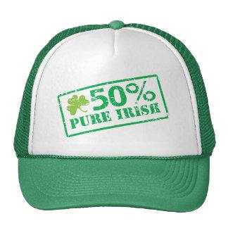 50% Pure Irish Trucker Hat