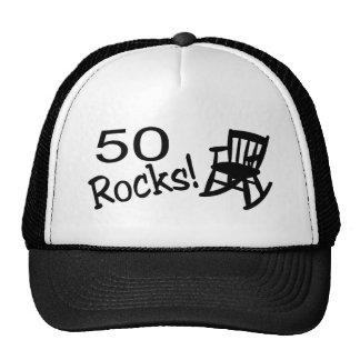 50 Rocks (Rocker) Trucker Hat