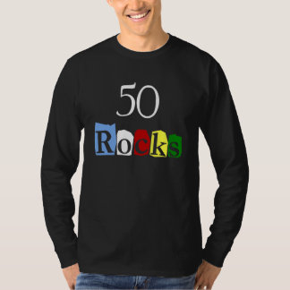 50 Rocks T-Shirt