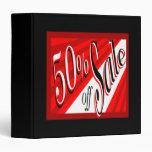 50% Sale Binder