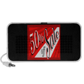 50% Sale Speaker System