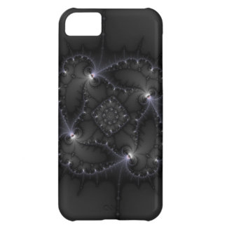 50 Shades Of Grey - Fractal Art Case For iPhone 5C