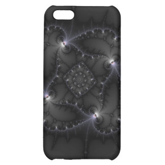 50 Shades Of Grey - Fractal Art iPhone 5C Cases