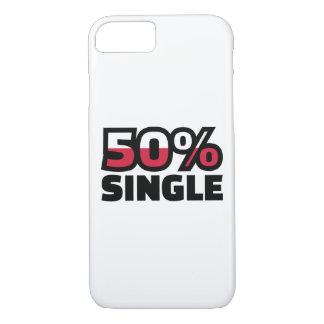 50% Single iPhone 8/7 Case