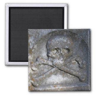 50 - Skull and Cross Bones Magnet
