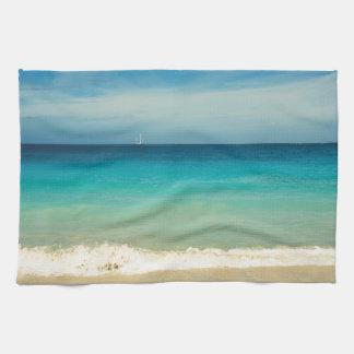 50 sombras de azul toalla