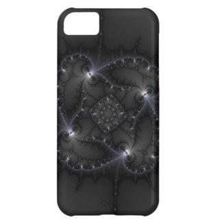 50 sombras de gris - arte del fractal carcasa iPhone 5C