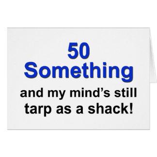 50 Something ... Card