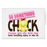 50-Something Chick 3 Cards