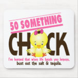 50-Something Chick 4 Mouse Pads