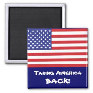 50-Star U.S. Flag Magnet