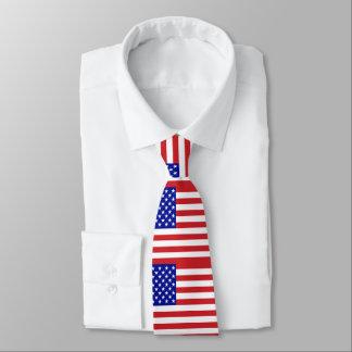 50-Star U.S. Flag Neck Tie
