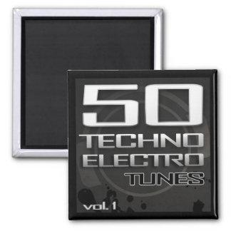 50 Techno Electro Tunes - Magnet
