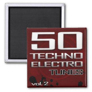 50 Techno Electro Tunes, vol 2 Magnet