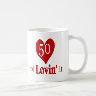 50 th Birthday Mug