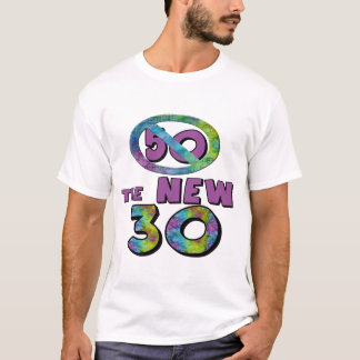 50 The New 30 50th Birthday Gifts T-Shirt