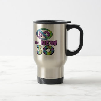 50 The New 30 50th Birthday Gifts Travel Mug